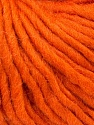 Fiber Content 100% Wool, Orange, Brand ICE, Yarn Thickness 5 Bulky  Chunky, Craft, Rug, fnt2-26000