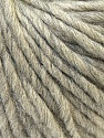 Fiber Content 100% Wool, Light Grey, Brand ICE, Yarn Thickness 5 Bulky  Chunky, Craft, Rug, fnt2-26003