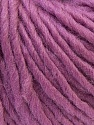 Composition 100% Laine, Orchid, Brand ICE, Yarn Thickness 5 Bulky  Chunky, Craft, Rug, fnt2-26006
