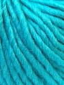 Composition 100% Laine, Turquoise, Brand ICE, Yarn Thickness 5 Bulky  Chunky, Craft, Rug, fnt2-26010