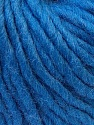 Composition 100% Laine, Brand ICE, Blue, Yarn Thickness 5 Bulky  Chunky, Craft, Rug, fnt2-26012