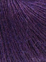 Composition 48% Laine mérinos, 27% Acrylique, 25% Polyamide, Brand ICE, Dark Purple, Yarn Thickness 2 Fine  Sport, Baby, fnt2-26147