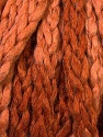 Fiber Content 65% Acrylic, 35% Wool, Brand ICE, Brown Shades, Yarn Thickness 6 SuperBulky  Bulky, Roving, fnt2-26724