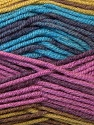 Fiber Content 70% Wool, 30% Acrylic, Lilac, Brand ICE, Green, Camel, Blue, Yarn Thickness 4 Medium  Worsted, Afghan, Aran, fnt2-27171