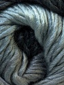 Fiber Content 70% Wool, 30% Acrylic, Brand ICE, Grey Shades, Yarn Thickness 5 Bulky  Chunky, Craft, Rug, fnt2-27190