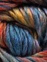 Fiber Content 70% Wool, 30% Acrylic, Yellow, Brand ICE, Copper, Camel, Blue, Yarn Thickness 5 Bulky  Chunky, Craft, Rug, fnt2-27197
