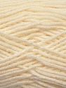 Fiber Content 50% Bamboo, 50% MicroAcrylic, White, Brand ICE, Yarn Thickness 3 Light  DK, Light, Worsted, fnt2-27232