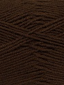 Fiber Content 50% Bamboo, 50% MicroAcrylic, Brand ICE, Brown, Yarn Thickness 3 Light  DK, Light, Worsted, fnt2-27234