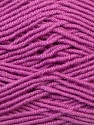 Fiber Content 50% Bamboo, 50% MicroAcrylic, Orchid, Brand ICE, Yarn Thickness 3 Light  DK, Light, Worsted, fnt2-27243