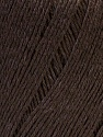 Fiber Content 50% Viscose, 50% Linen, Brand ICE, Brown, Yarn Thickness 2 Fine  Sport, Baby, fnt2-27253