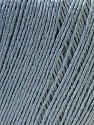 Fiber Content 50% Linen, 50% Viscose, Light Grey, Brand ICE, Yarn Thickness 2 Fine  Sport, Baby, fnt2-27255