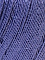 Composition 50% Viscose, 50% Lin, Lavender, Brand ICE, Yarn Thickness 2 Fine  Sport, Baby, fnt2-27264
