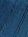 Composition 50% Lin, 50% Viscose, Brand ICE, Blue, Yarn Thickness 2 Fine  Sport, Baby, fnt2-27266