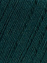 Composition 50% Viscose, 50% Lin, Brand ICE, Dark Green, Yarn Thickness 2 Fine  Sport, Baby, fnt2-27269