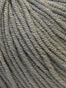 Fiber Content 50% Acrylic, 50% Cotton, Brand ICE, Grey, fnt2-27351