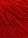 Fiber Content 50% Acrylic, 50% Cotton, Red, Brand ICE, fnt2-27358