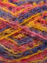 Fiber Content 50% Mohair, 50% Acrylic, Yellow, Purple, Pink, Brand ICE, Yarn Thickness 3 Light  DK, Light, Worsted, fnt2-27638