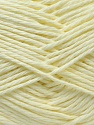 Baby cotton is a 100% premium giza cotton yarn exclusively made as a baby yarn. It is anti-bacterial and machine washable! Fiber Content 100% GizaCotton, Brand ICE, Baby Yellow, Yarn Thickness 3 Light  DK, Light, Worsted, fnt2-27901