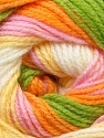 Fiber Content 100% Baby Acrylic, Yellow, White, Pink, Orange, Brand ICE, Green, fnt2-29609