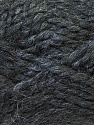 SuperBulky  Composition 60% Acrylique, 30% Alpaga, 10% Laine, Brand ICE, Dark Grey, Yarn Thickness 6 SuperBulky  Bulky, Roving, fnt2-30824