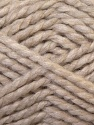 SuperBulky  Composition 60% Acrylique, 30% Alpaga, 10% Laine, Brand ICE, Beige, Yarn Thickness 6 SuperBulky  Bulky, Roving, fnt2-30827