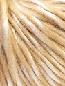 Fiber Content 75% Wool, 25% Acrylic, Brand ICE, Cream, Beige, Yarn Thickness 5 Bulky  Chunky, Craft, Rug, fnt2-31324