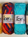 Fiber Content 100% Acrylic, Mixed Lot, Brand ICE, Yarn Thickness 6 SuperBulky  Bulky, Roving, fnt2-31357