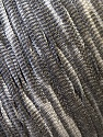 Fiber Content 100% Polyester, White, Brand ICE, Grey, Yarn Thickness 4 Medium  Worsted, Afghan, Aran, fnt2-31944