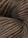 In this yarn a 100% Wool yarn is used. Dyeing process is totally hand made with natural plants and NO chemicals were used. For this reason, please be advised that some white parts may remain. Fiber Content 100% Wool, Brand ICE, Brown Shades, fnt2-32031