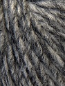 Fiber Content 40% Wool, 30% Alpaca, 30% Acrylic, Brand ICE, Grey Shades, Yarn Thickness 4 Medium  Worsted, Afghan, Aran, fnt2-32114