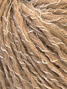 Fiber Content 50% Acrylic, 30% Wool, 20% Alpaca, Brand ICE, Cream, Yarn Thickness 4 Medium  Worsted, Afghan, Aran, fnt2-32372