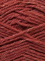 Fiber Content 70% Acrylic, 20% Wool, 10% Linen, Light Burgundy, Brand ICE, Yarn Thickness 4 Medium  Worsted, Afghan, Aran, fnt2-32445