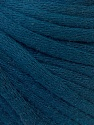 This is a tube-like yarn with soft cotton fleece filled inside. Fiber Content 70% Cotton, 30% Polyester, Navy, Brand ICE, fnt2-32510