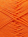 Fiber Content 100% Mercerised Cotton, Light Orange, Brand ICE, Yarn Thickness 2 Fine  Sport, Baby, fnt2-32547