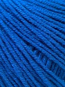 Fiber Content 60% Cotton, 40% Acrylic, Brand ICE, Blue, Yarn Thickness 2 Fine  Sport, Baby, fnt2-32561