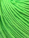 Fiber Content 60% Cotton, 40% Acrylic, Light Green, Brand ICE, fnt2-32622