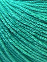 Fiber Content 60% Cotton, 40% Acrylic, Brand ICE, Emerald Green, fnt2-32623