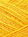 Fiber Content 50% Rayon, 50% Viscose, Yellow, Brand Ice Yarns, Yarn Thickness 2 Fine  Sport, Baby, fnt2-32629