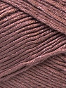 Fiber Content 100% Viscose, Rose Brown, Brand ICE, fnt2-32641