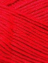 Fiber Content 100% Viscose, Red, Brand ICE, fnt2-32649