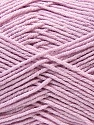 Fiber Content 50% Acrylic, 50% Cotton, Light Lilac, Brand ICE, Yarn Thickness 3 Light  DK, Light, Worsted, fnt2-32788