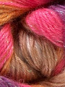 Fiber Content 8% Lurex, 52% Acrylic, 40% Angora, White, Pink, Lilac, Brand ICE, Gold, Camel, Yarn Thickness 2 Fine  Sport, Baby, fnt2-32866