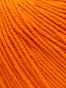 Fiber Content 60% Cotton, 40% Acrylic, Light Orange, Brand ICE, fnt2-32880
