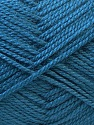 Fiber Content 100% Acrylic, Brand ICE, Blue, Yarn Thickness 2 Fine  Sport, Baby, fnt2-33027