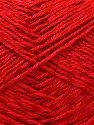 Fiber Content 50% Cotton, 50% Polyester, Red, Brand ICE, fnt2-33044