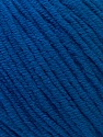 Fiber Content 50% Acrylic, 50% Cotton, Brand ICE, Bright Blue, fnt2-33064