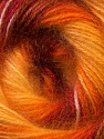 Fiber Content 75% Acrylic, 25% Angora, Yellow, White, Red, Orange, Brand ICE, Brown, Yarn Thickness 2 Fine  Sport, Baby, fnt2-33236