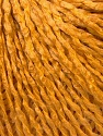 Fiber Content 100% Acrylic, Yarn Thickness Other, Brand ICE, Dark Gold, fnt2-33355