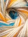 Fiber Content 100% Premium Acrylic, Yellow, White, Brand ICE, Camel, Blue, Yarn Thickness 3 Light  DK, Light, Worsted, fnt2-33397