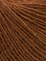 Fiber Content 60% Acrylic, 20% Wool, 10% Polyamide, 10% Mohair, Brand ICE, Brown, Yarn Thickness 2 Fine  Sport, Baby, fnt2-33918